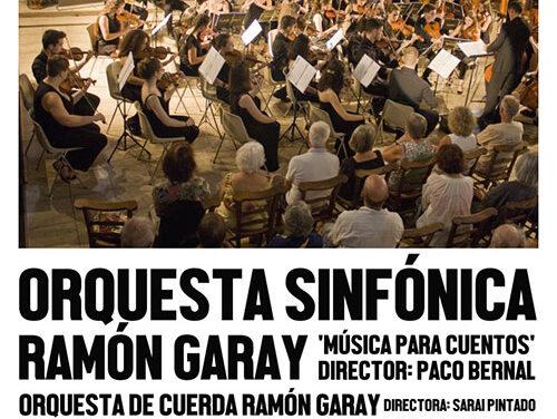 La Orquesta Sinfónica Ramón Garay llena el Infanta Leonor con un concierto didáctico para disfrutar en familia