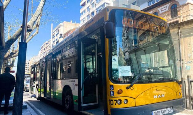 El servicio de transporte urbano vuelve a su horario habitual, con la única excepción de los trayectos comprendidos entre las 23.00 y las 6.00 horas, para adaptarse a las restricciones de movilidad nocturna