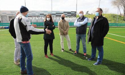 Getafe crea y mejora más espacios deportivos municipales