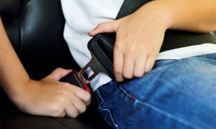 La Policía Local de Martos se suma desde hoy a una campaña de vigilancia de control uso del cinturón y sistemas de retención infantil (SRI)