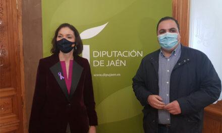 El alcalde invita a la ministra de Industria a que visite el polígono industrial marteño