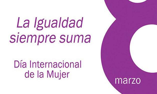 Manifiesto en favor de la Igualdad del Ayuntamiento de Pinto sobre el 8M
