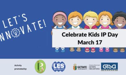 170 escolares del CEIP El Bercial participarán en la iniciativa internacional Kids IP Day
