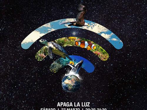 Getafe se une a 'La Hora del Planeta'