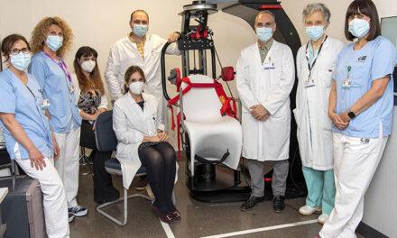 La Unidad de Otoneurología del Hospital de Getafe atiende a 2.500 pacientes cada año