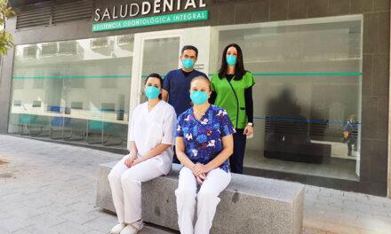 La clínica Salud Dental Ciudad Real se muda a pie de calle en calle Montesa, 8
