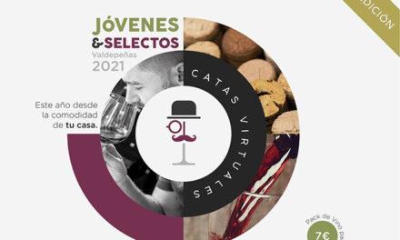 La sexta edición de 'Jóvenes & Selectos' arranca hoy en Valdepeñas con catas virtuales