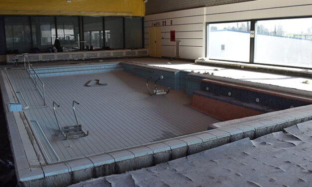 El ayuntamiento de Daimiel acomete la reparación de las filtraciones del sótano de la Piscina Climatizada