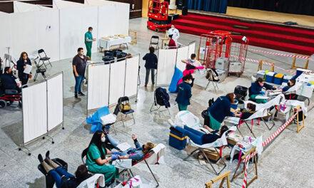 71 personas tienen el gesto solidario de donar sangre rabanera para quienes más la pueden necesitar