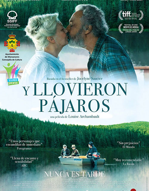 Vuelve el cine al Gran Teatro de Manzanares