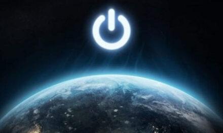 Moralzarzal no falta a su cita anual con La Hora del Planeta