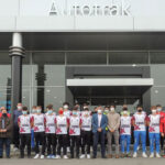 Autotrak Mercedes-Benz patrocina el equipo juvenil EFFB