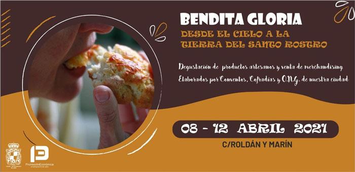 Roldán y Marín acogerá la actividad «Bendita Gloria» dedicada a las cofradías, los dulces conventuales y las organizaciones solidarias gracias a una iniciativa del Ayuntamiento