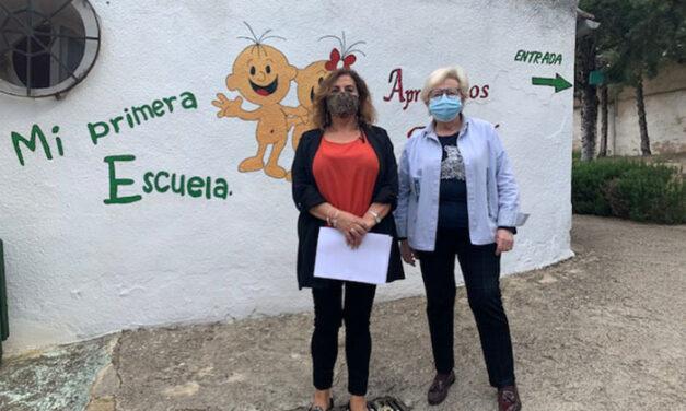 Abierto el plazo de matriculación en la Escuela Municipal Infantil Virgen del Pilar