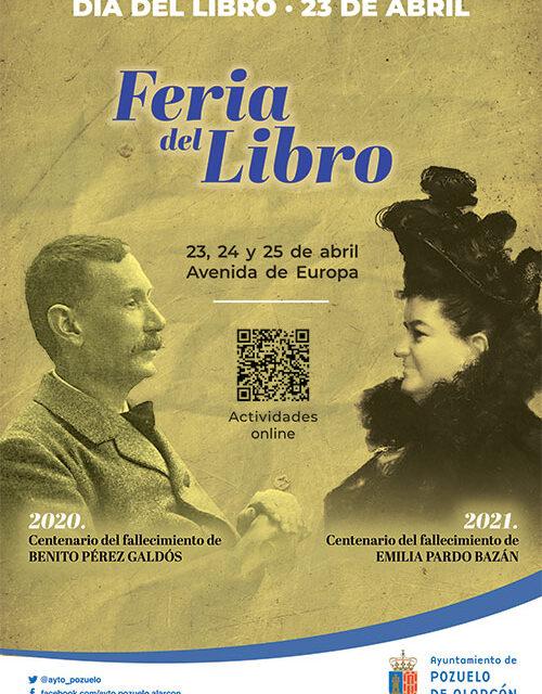 La Feria del Libro de Pozuelo de Alarcón reunirá a más de una veintena de casetas este fin de semana en la Avenida de Europa