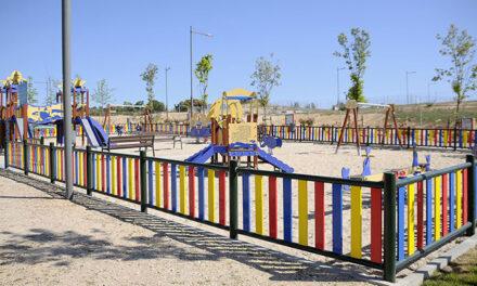 El Ayuntamiento de Boadilla recepciona el parque de Los Descubridores, en la zona de Valenoso