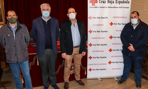 El Ayuntamiento de Almodóvar colaborará con Cruz Roja Española en dar formación en montaje de fotovoltaicas a personas con dificultades de empleabilidad