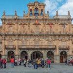 Salamanca, la ciudad dorada