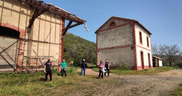 El Ayuntamiento de Puertollano preservará el patrimonio ferroviario de la vía del carbón