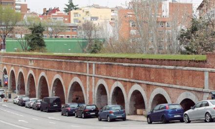 El viaje de agua de Amaniel. El acueducto de Madrid