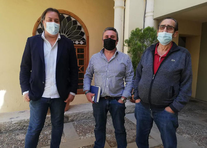 El Ayuntamiento de Jaén se hace cargo de los 12.000 euros del coste de instalación de las atracciones de feria durante la festividad de la Virgen de la Capilla como medida de apoyo al sector