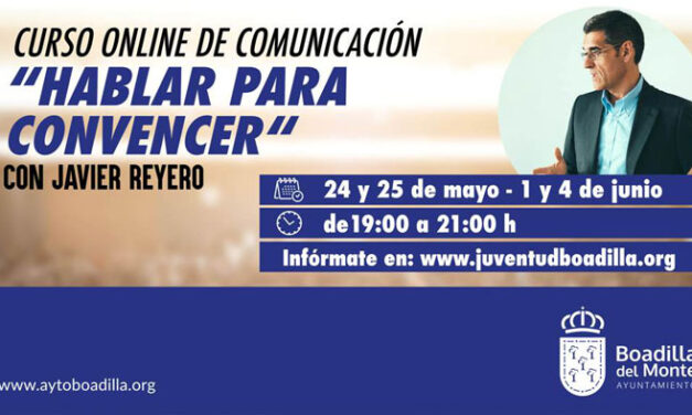 Juventud propone el curso «Hablar para convencer», que aportará claves para comunicar en la vida personal y profesional