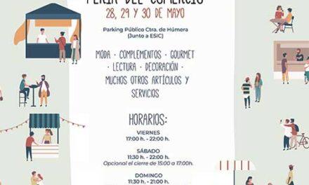 La Feria de Comercio de Pozuelo de Alarcón reunirá a más de medio centenar de puestos este fin de semana