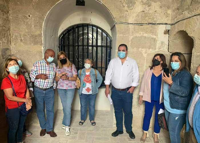 El Ayuntamiento de Martos proyecta destinar 100.000 euros para concluir la adecuación de la Torre Campanario de Santa Marta