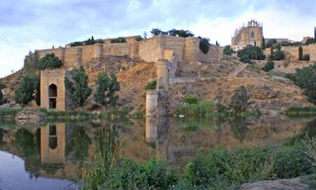 Toledo iluminará de azul el Baño de la Cava con motivo del Día Mundial de la Hipertensión Pulmonar que se celebra hoy