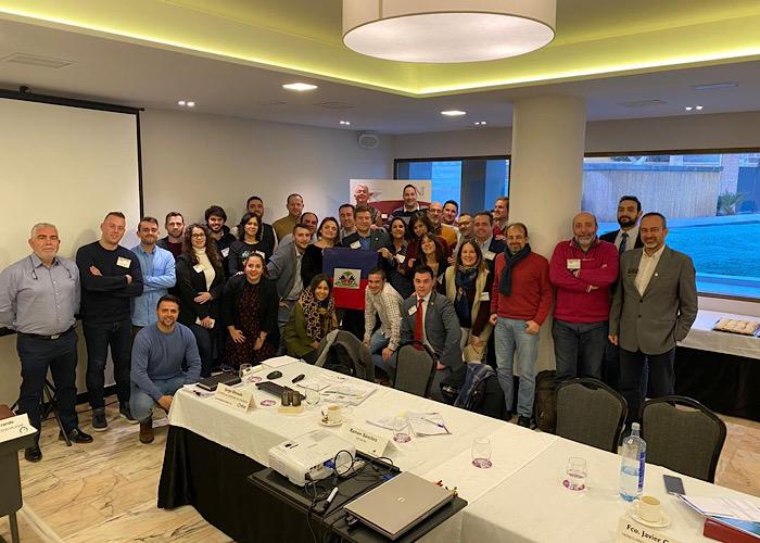 BNI ACR Productividad mantiene una reunión internacional para generar empleo