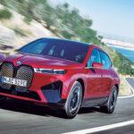 El BMW iX, sin emisiones y lujoso, anuncia una nueva era en movilidad