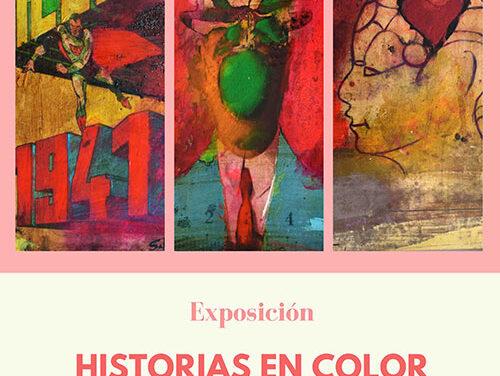 """Exposición """"Historias en Color"""" de Salvador Samper en el Museo Elisa Cendrero de Ciudad Real"""