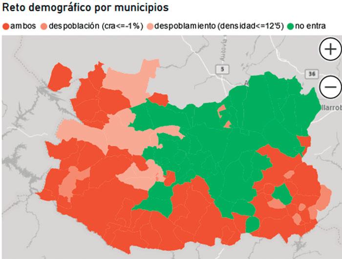 D2CR, la mayor Recopilación de datos sobre la Provincia