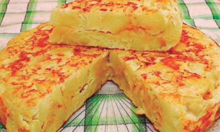 ¿Quién inventó la tortilla de patata?
