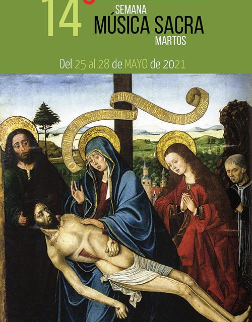 Martos se convierte en el epicentro de la música sagrada entre el 25 y el 28 mayo con la 14 Semana de Música Sacra