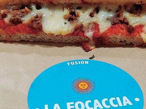 La Focaccia (Jaén). Alternativa culinaria, sabor y modernidad