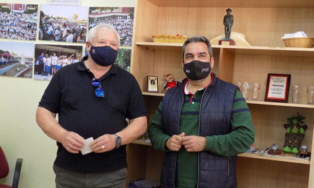 La Asociación de Dulcineas gana el I Concurso de Cruces de Mayo de la Federación de Peñas de Ciudad Real
