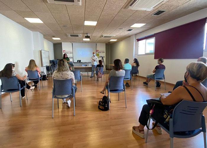 El Ayuntamiento de Jaén pone en marcha la séptima edición de Lanzaderas Conecta Empleo, un programa que formará a 30 personas