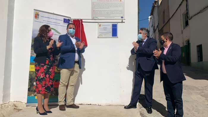 La Torre Almedina de Martos recupera su esplendor tras una inversión de 800.000 euros para su rehabilitación