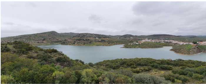 Ruta senderista: Descubriendo la Sierra de la Caracolera y el pantano de Las Casillas