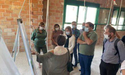 Avanzan las obras del centro de salud que solicitó en 2019 el Ayuntamiento de Martos