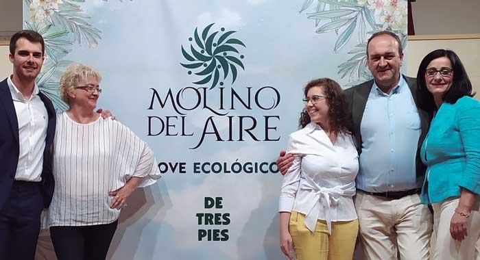 Molino del Aire: Aoves gourmet fruto de la tradición centenaria y de la última tecnología