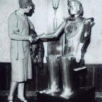 Eric, el primer robot humanoide