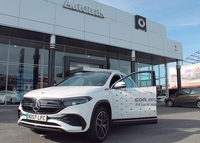 Mercedes-Benz EQA 250, 494 Km de autonomía y 100% eléctrico