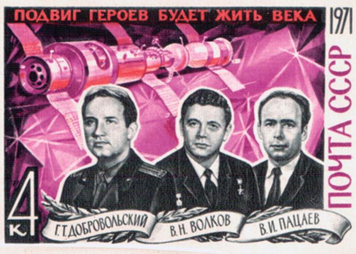 Hace 50 años (Junio 1971): Regreso y muerte en la Soyuz 11