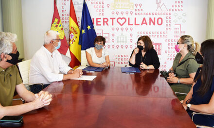 El Ayuntamiento de Puertollano renueva su apoyo a la integración socio-laboral de personas con discapacidad intelectual