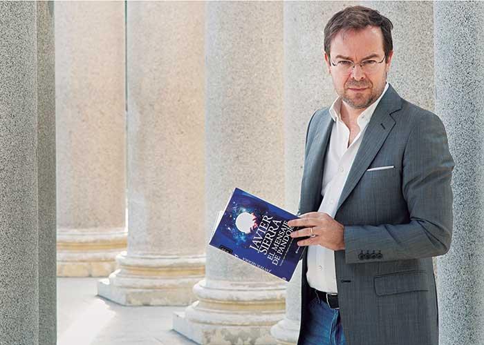 Javier Sierra, escritor y periodista