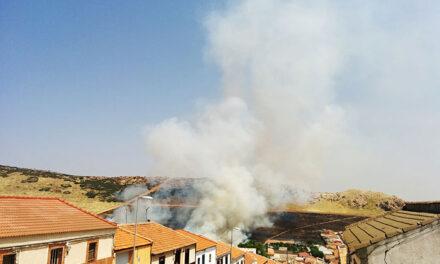 El SEIF realiza quemas controladas este martes y miércoles en Puertollano para la prevención de incendios forestales
