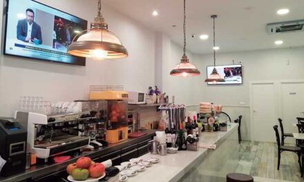 Cafetería Venecia (Jaén). Una apuesta por la tradición hostelera