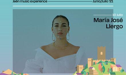 Consentidos presenta este sábado a María José Llergo, una de las figuras más relevantes e innovadoras del flamenco, en una velada que promete ser inolvidable